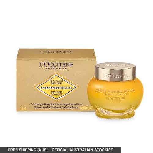 L'Occitane Immortelle Divine Cream Mask  by loccitane