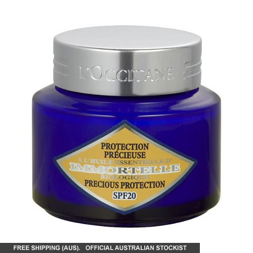 L'Occitane Immortelle Precious Protection SPF20 by loccitane