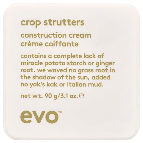 evo crop strutters construct cream by evo