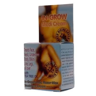 Bikini Saver Ingrown Hair Treatment Cream by Bikini Saver