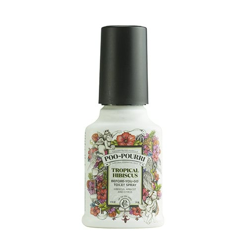 Poo Pourri Tropical Hibiscus Toilet Spray by Poo Pourri