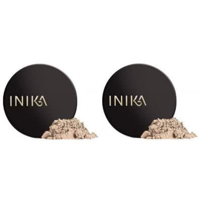 Inika Twin Pack Mineral Foundation Unity 03 - Save 20%