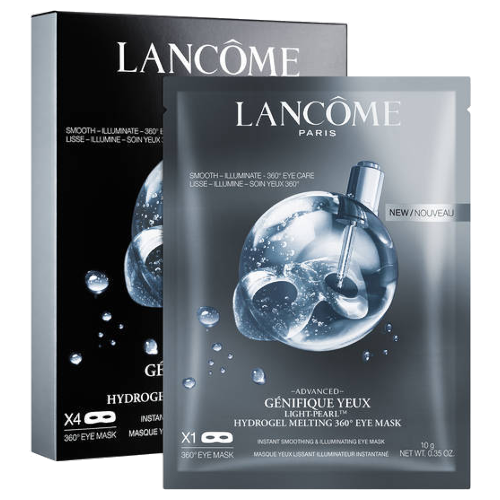 Lancôme Advanced Génifique Light Pearl Eye Mask 4-pack