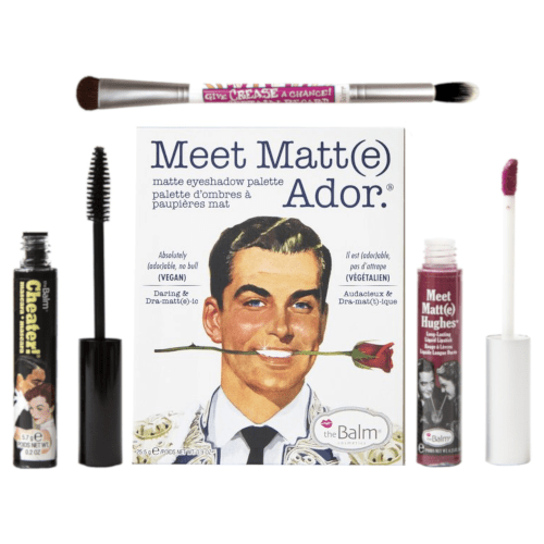 theBalm Meet Matt(e) Ador Pack by theBalm
