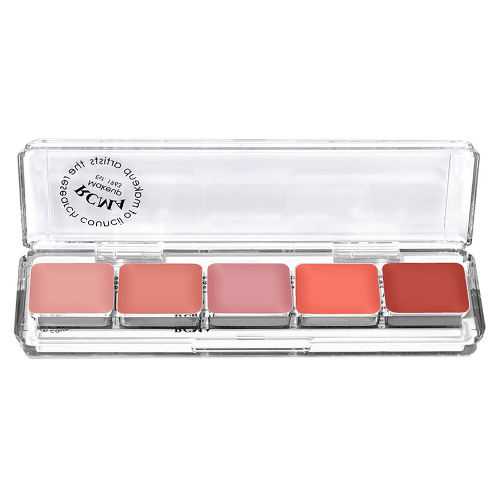 RCMA Makeup Cream Blush Palette