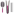 Dyson Corrale straightener with Dyson-designed styling set by Dyson
