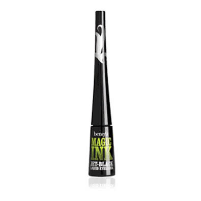 Benefit Magic Ink Jet-Black Liquid Eyeliner