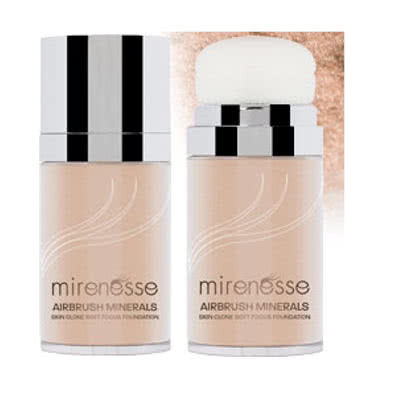 Mirenesse Airbrush Minerals Foundation