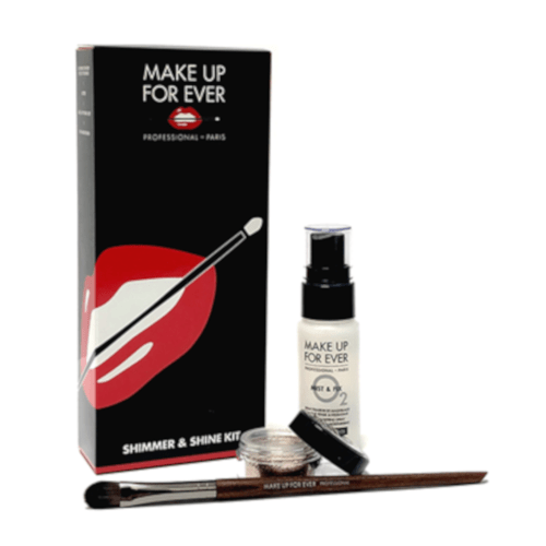 MAKE UP FOR EVER Shimmer & Shine Pack by MAKE UP FOR EVER