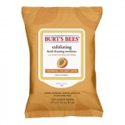 Burt's Bees Facial Cleansing Towelettes - Exfoliating