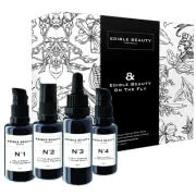 Edible Beauty & Beauty on the Fly - Travel Mini Skin Set