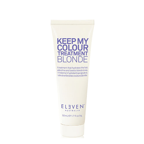 ELEVEN Keep My Colour Treatment Blonde Travel Size by ELEVEN Australia