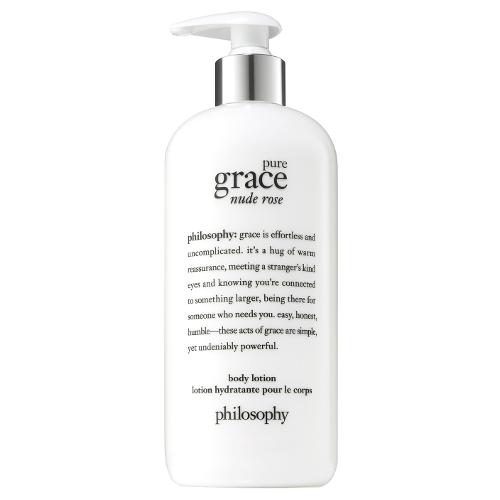 philosophy pure grace nude rose body lotion  by philosophy