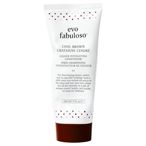 evo Fabuloso Cool Brown Colour Boosting Conditioner 220ml by evo