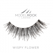 MODELROCK Signature Lashes - Wispy Flower
