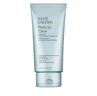 Estée Lauder Perfectly Clean Multi-Action Creme Cleanser/Moisture Mask by Estee Lauder