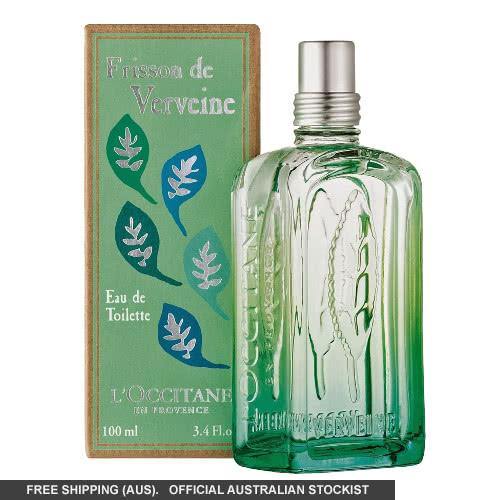 L'Occitane Frisson de Verveine Verbena Collection by loccitane