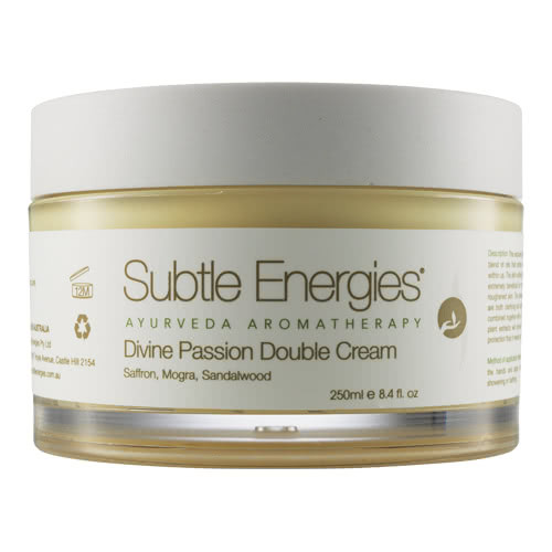 Subtle Energies Divine Passion Double Body Cream
