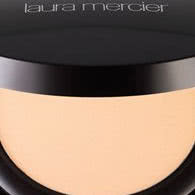 Laura Mercier Smooth Finish Foundation Powder SPF 20 UVA/UVB 02 - Ivory - light beige with pink unde