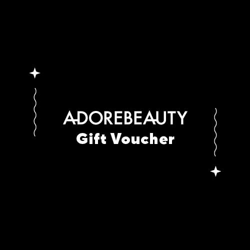 Adore Beauty Gift Voucher - Black