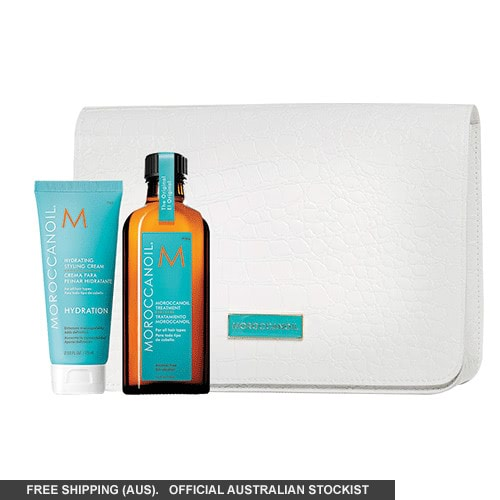 MOROCCANOIL Original Oil Treatment 100ml Plus Your Gifts by MOROCCANOIL
