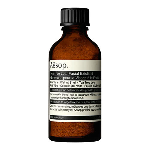 Aesop Tea Tree Leaf Facial Exfoliant by Aesop