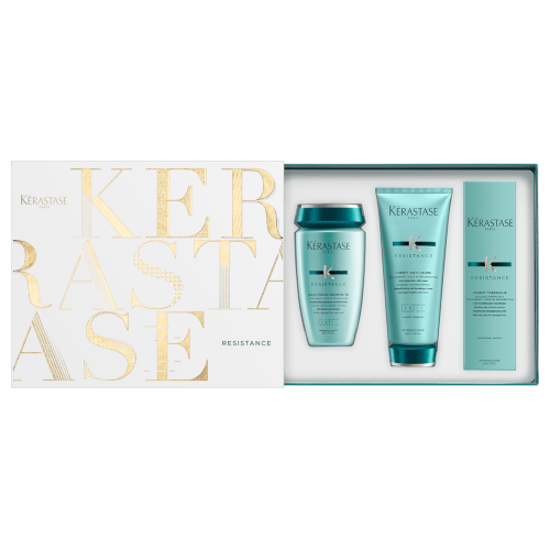 Kérastase Resistance Fondant Architecte Coffret – For Damaged Hair