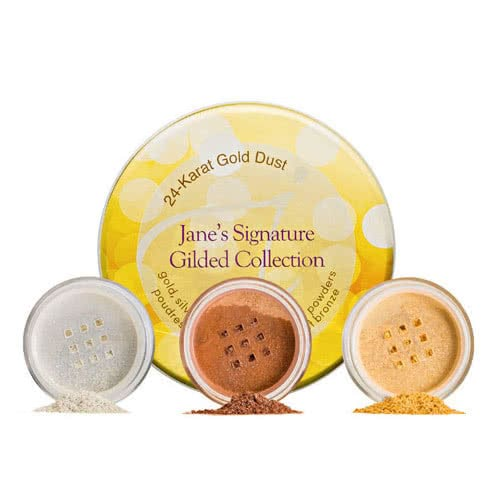 Jane Iredale Jane's Signature Gilded Collection by jane iredale