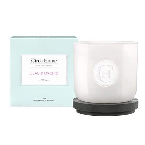 Circa Home Lilac & Orchid Classic Candle 260g by Circa Home