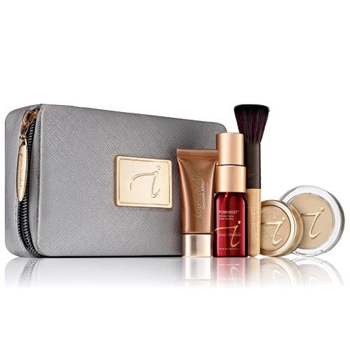 Jane Iredale Starter Kit - 6 Pieces - Medium  by jane iredale color Medium