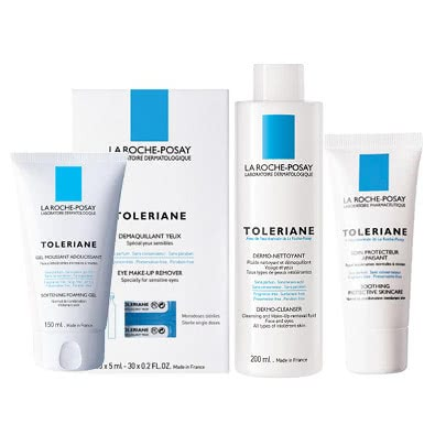La Roche-Posay Toleriane Collection