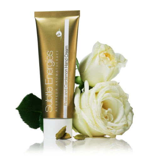 Subtle Energies Rose & Cardamon Hand Cream