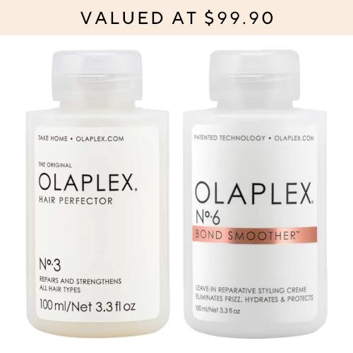 Olaplex No.3 + No.6 Duo