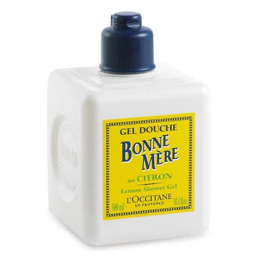 L'Occitane Bonne Mère Stackable Shower Gel - Lemon by L'Occitane