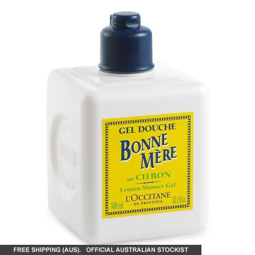 L'Occitane Bonne Mère Stackable Shower Gel - Lemon by loccitane