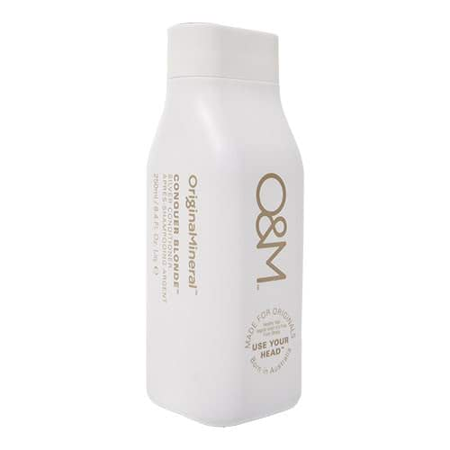 O&M Conquer Blonde Conditioner by O&M Original & Mineral