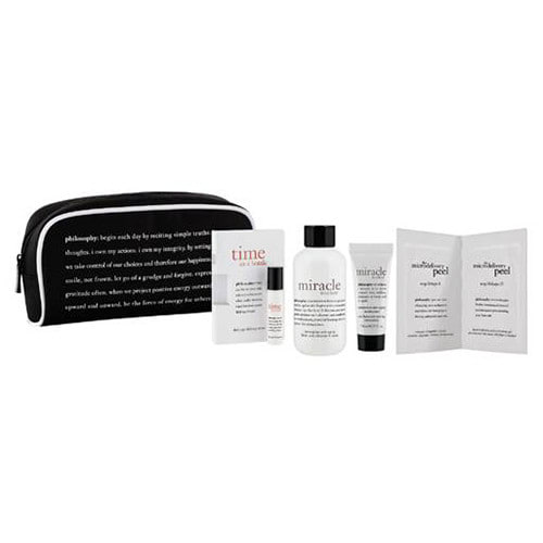 philosophy deluxe anti-ageing gift with purchase - Conditions Apply by philosophy