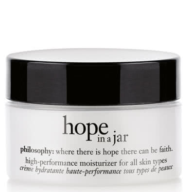 philosophy hope in a jar high performance moisturiser 15ml - 15ml