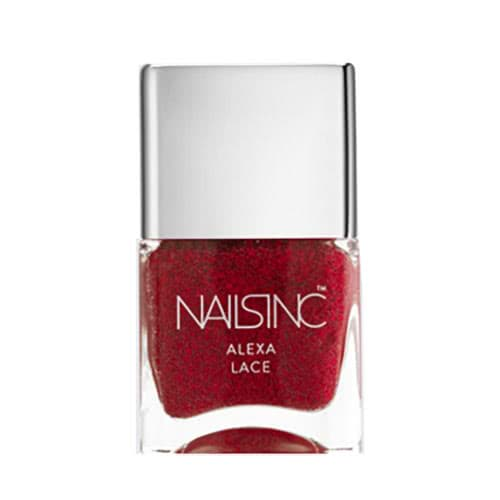 Nails Inc Alexa Fabric Polish – Lace by nails inc.