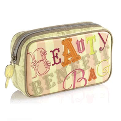 Benefit Beauty Bag - Medium by Benefit Cosmetics