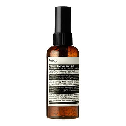Aesop Petitgrain Reviving Body Gel by Aesop