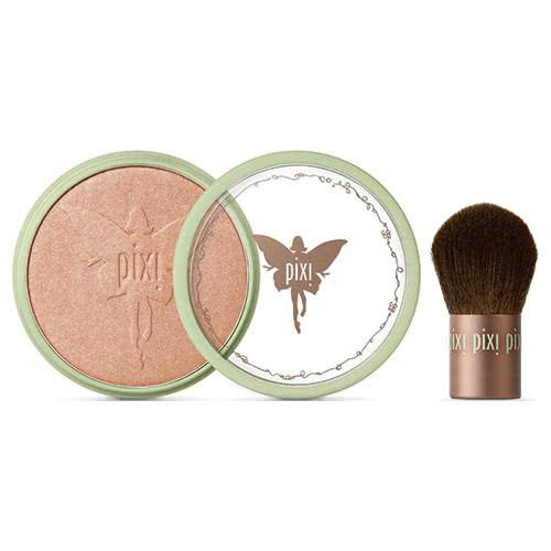 Pixi Beauty Bronzer + Kabuki - Subtly Suntouched by Pixi