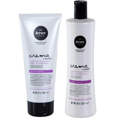 Terax Crema + Keratin Original Reparative Daily Conditioner
