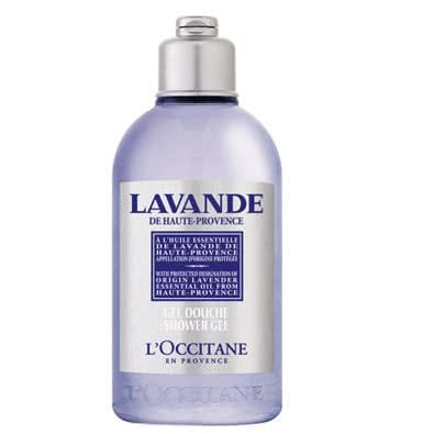 L'Occitane Lavande Organic Lavender Shower Gel