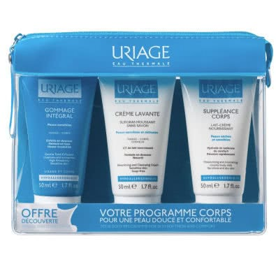 Uriage Body Discovery Kit