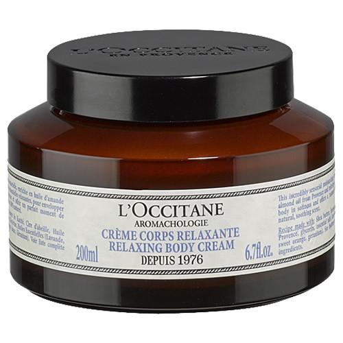 L'Occitane Aromachologie Relaxing Body Cream by L'Occitane