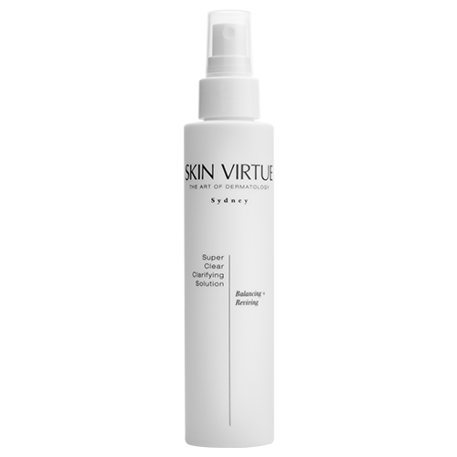 Skin Virtue Super Clear Clarifying Solution 150ml