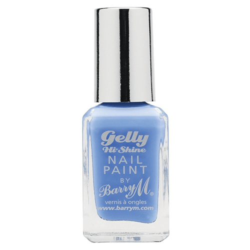 Barry M Gelly Nail Paint - 5 Blueberry
