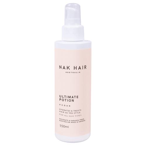 NAK Hair Ultimate Potion 150ml by NAK Hair