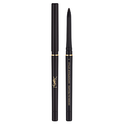 Yves Saint Laurent Dessin Du Regard Stylo Waterproof Eyeliner 01 Noir Ivresse by Yves Saint Laurent